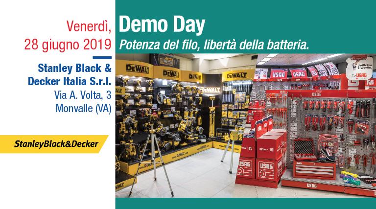 28 giugno: Demo Day